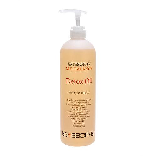 Detox Oil