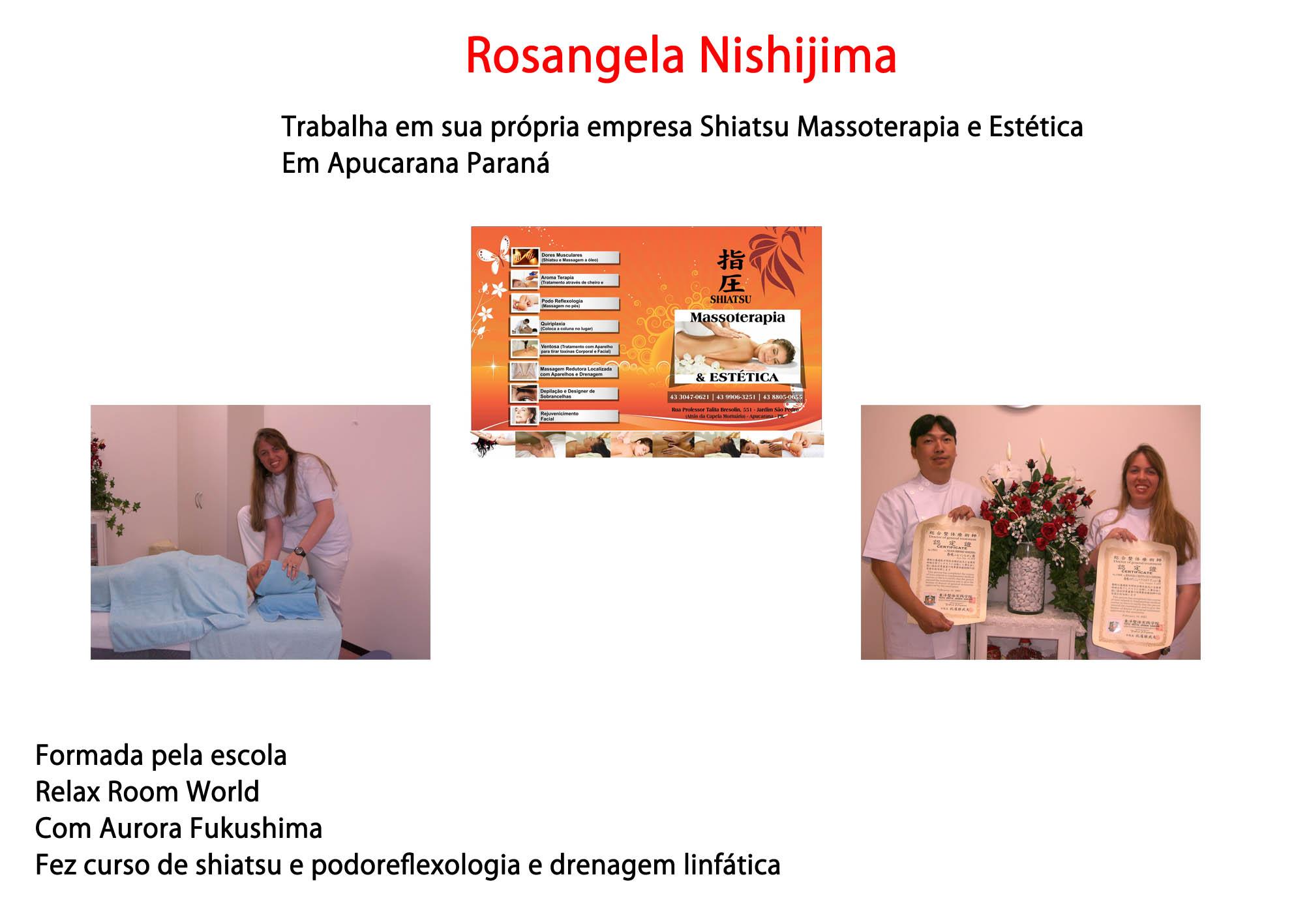 Rosangela nishijima