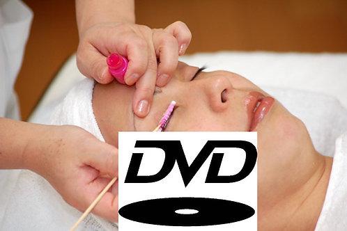DVD - Permanente nos Cílios