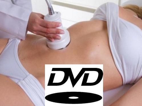 DVD - Lipocavitação