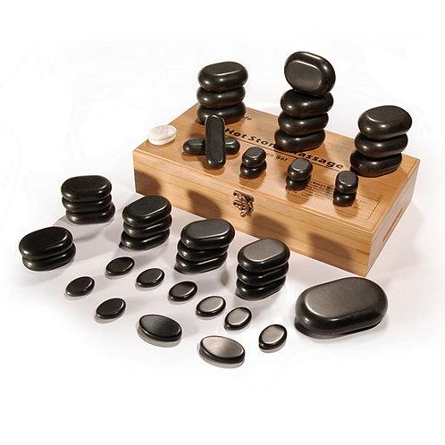kit de Pedras 45 itens