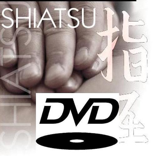 DVD - Shiatsu Completo
