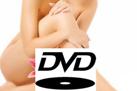DVD Curso de Depilação com Cera Morna e Rool-on