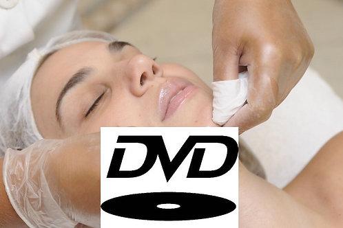 DVD - Limpeza de Pele com Extração
