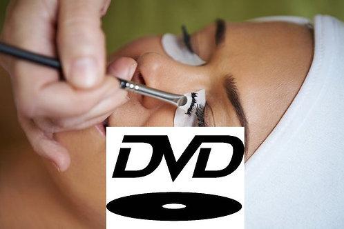 DVD - Tintura para Cílios e Sobrancelhas