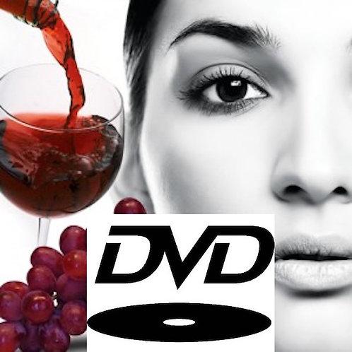 DVD - Vinhoterapia Facial e Corporal
