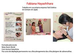 fabiana hayashihara