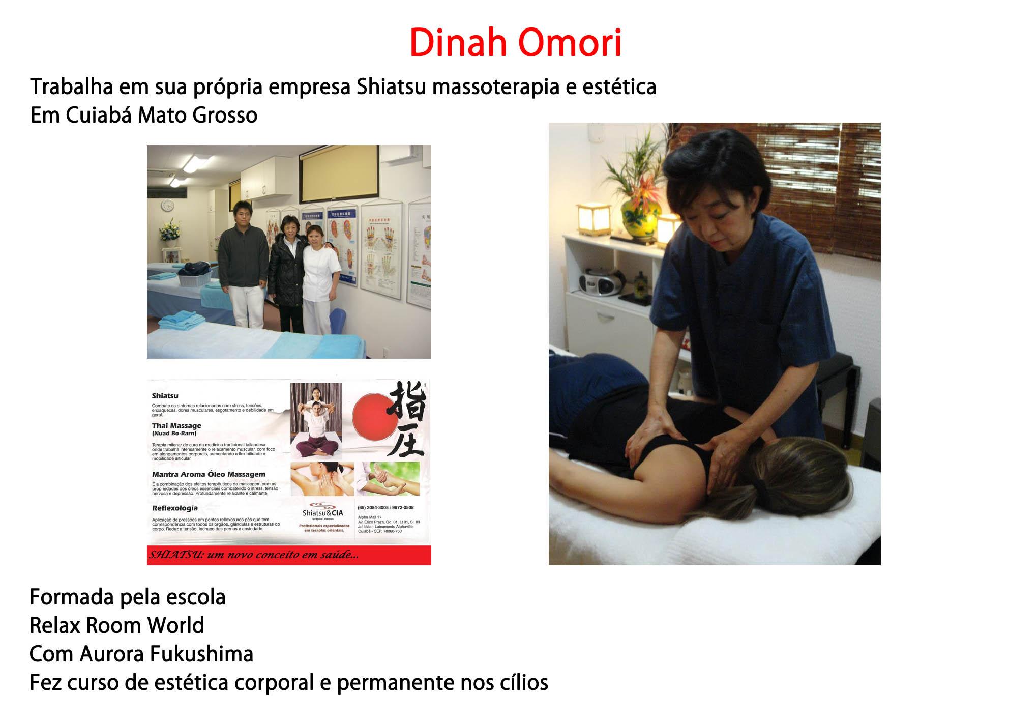 Dinah Omori
