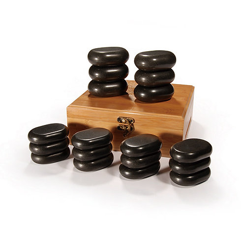 kit de Pedras 18 itens