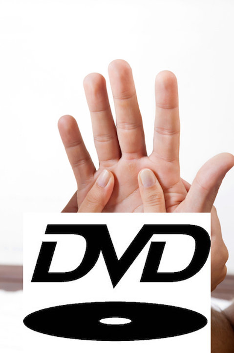DVD - Reflexologia Das Mãos