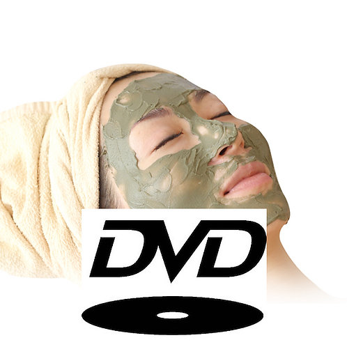 DVD - Estética Facial & Show de Máscaras