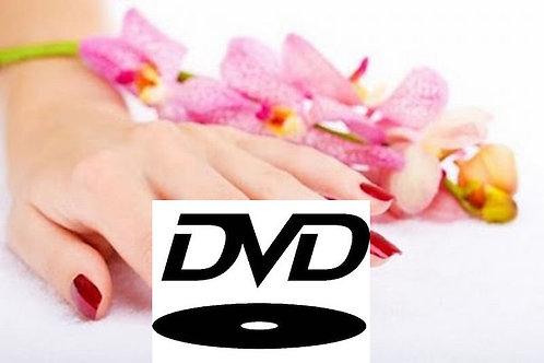 DVD - Spa Das Mãos