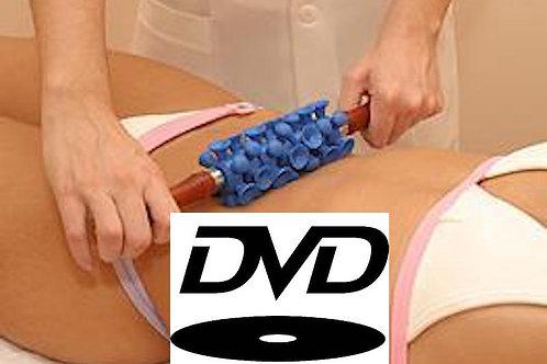 DVD - Massagem Turbinada