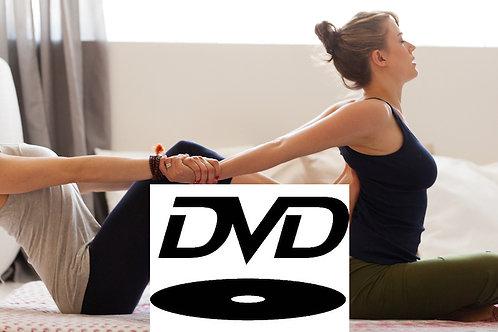 DVD - Yoga Thai Massagem