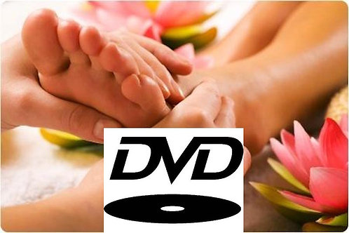 DVD - Podoreflexologia