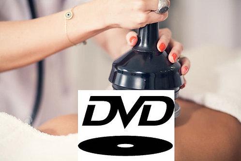 DVD - Cellutec - Endermologia - Vibratória