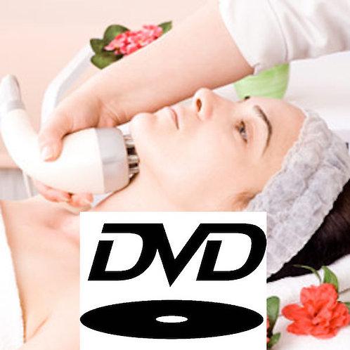 DVD - Radiofrequência Facial e Corporal