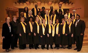 The Mps Community Gospel choir