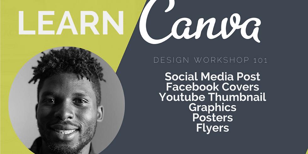 Design Workshop: Learn Canva