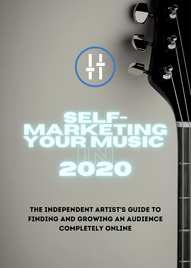 Self -Marketing your Music In 2020 - 2.p