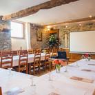Salle de séminaire du Restaurant la Ferme Saint Michel
