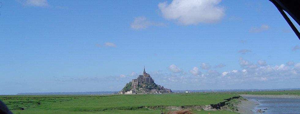 Balade en calèche et découverte de la baie du Mont-Saint-Michel - 1j / 2pers