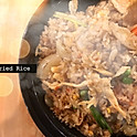 (Lunch) Fried Rice
