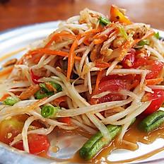 Papaya Salad - (Som Tum)