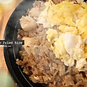 Crab Fried Rice + Free 1 can of Soda !