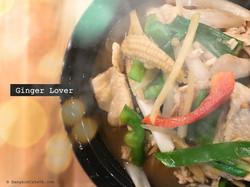 Ginger Lover - (Pad Khing Sod)