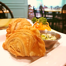 Beef Puff Pastry - (Curry Puff)