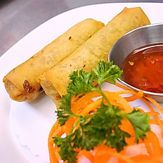 Spring Rolls (Vegetarian Available)