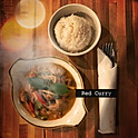 (Lunch) Red Curry