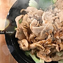 (Lunch) Garlic Lover - (Kra Tiam Prik Thai)