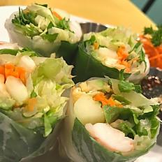 Fresh Rolls (Vegetarian Available)