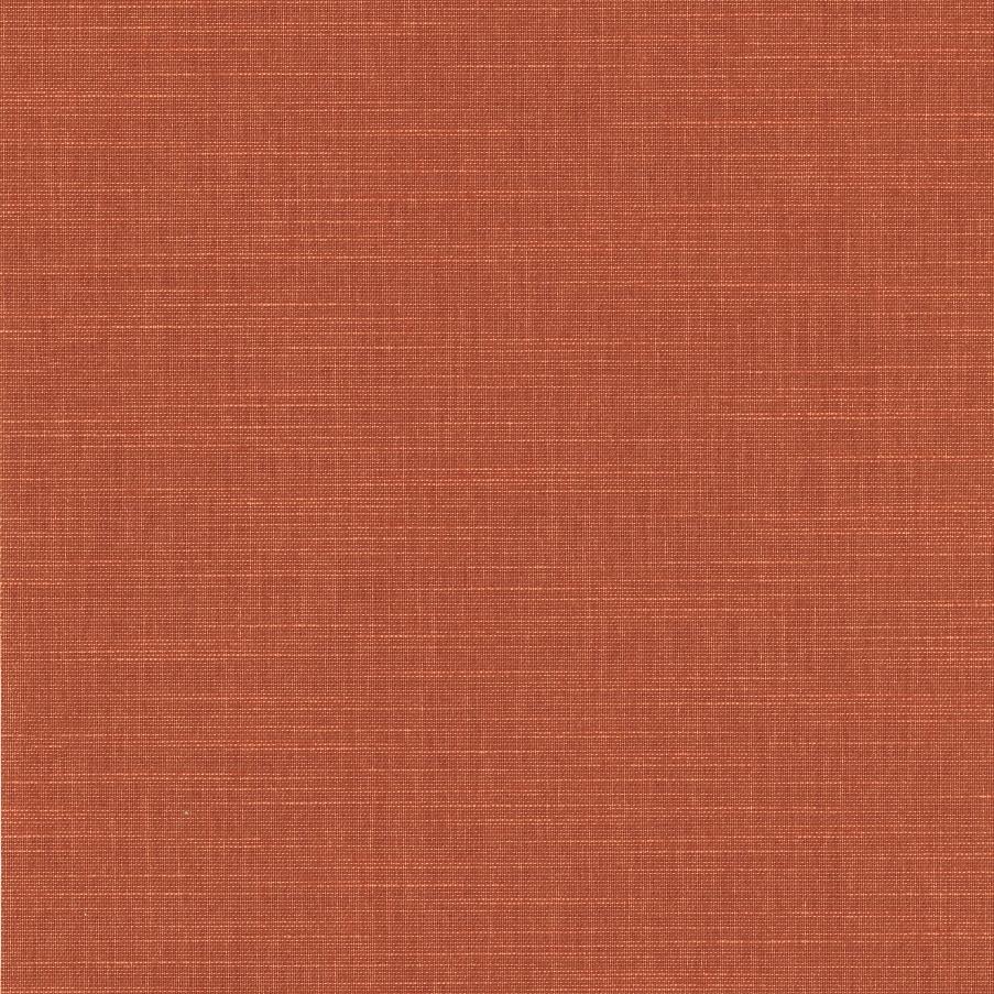 Linen Light - Burnt Orange