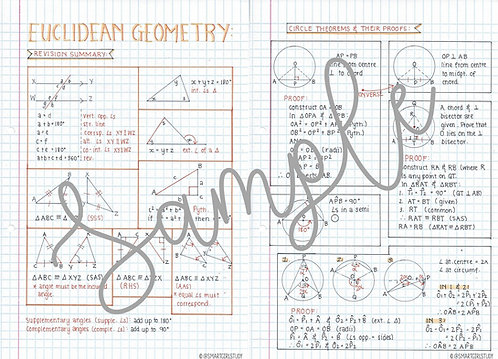 Grade 11 Geometry