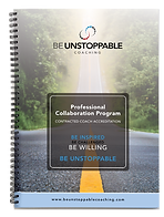 BE UNSTOPPABLE Professional Collaboration Program.png