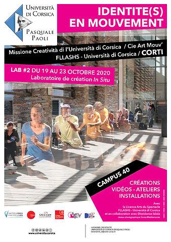 Newsletter Résidence Université oct 20-A