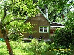 Gartenhaus im Stitungsgarten
