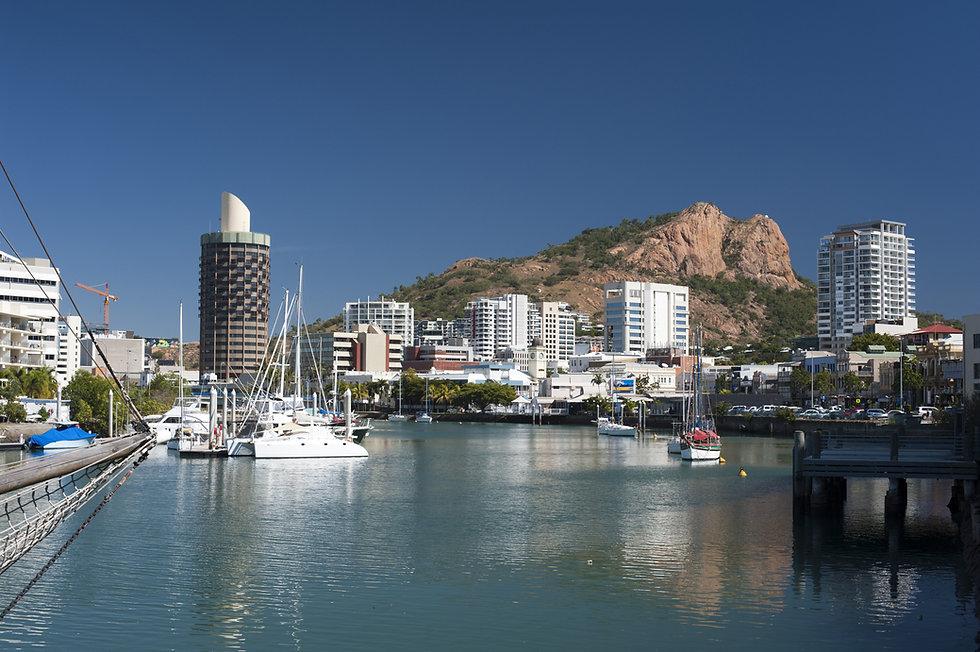 Townsville Skyline