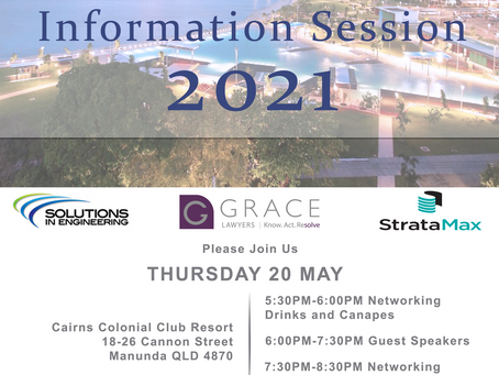 Information Night in Cairns