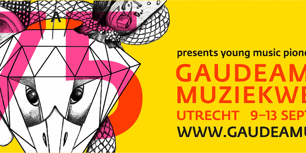 Bonus - Gaudeamus Muziekweek