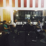 Elle Quartet - Time Zero Studio recording