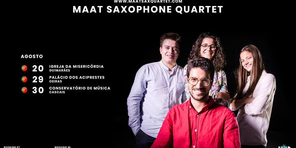 303   Circ. Praça Constituição - Maat Saxophone Quartet