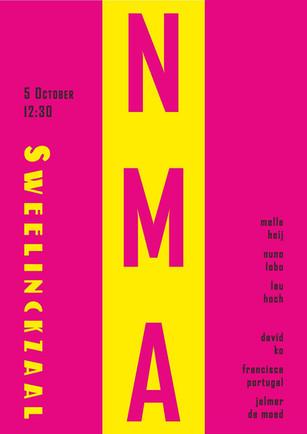 NMA - Swelinckzaal   Conservatorium Van Amsterdam
