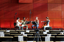 Fractures (2020) - String quartet