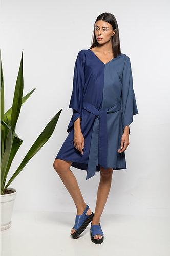 robe bleue KYOTO