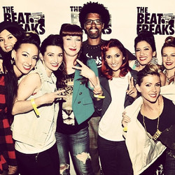 Beat Freaks red carpet