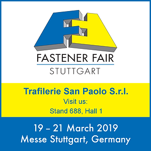 Fastener-Fair-Stuttgart-Personalised-Log